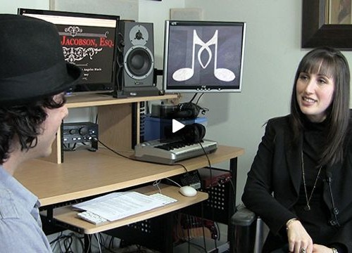 Erin Jacobson - How to Protect Your Music - My Music Masterclass