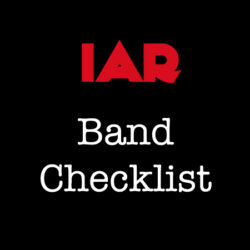 IAR Band Checklist