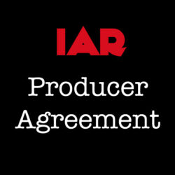 IAR Producer Agreement